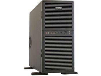 Server Case Chieftec WH-02B-B-OP Black no PSU, 2x12cm FAN, 2xUSB2.0, 1xIEEE 1394 Firewire, Mic-in, Line-out (carcasa/корпус)
