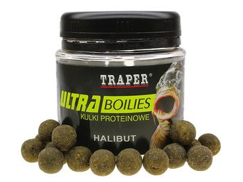 Ultra Boilies Traper HALIBUT 12мм 100г