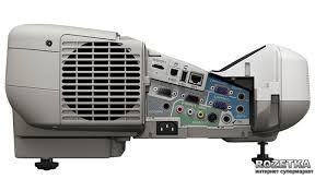 """купить WXGA LCD Projector Epson EB-485Wi, 3100Lum, 3000:1, WXGA (1280х800), LCD: 3 х 0.59"""" P-Si TFT, Яркий ультракороткофокусный проектор и интерактивная доска в одном устройстве     Технология: LCD: 3 х 0.59"""" P-Si TFT     Интерактивное изображение на любой поверхности     Возможность использования интерактивных функций без ПК     Автоматическая калибровка интерактивной функции  Возможность использования до двух интерактивных стилусов одновременно  Контрастность: 3000:1  Яркость: 3100 ANSI lm  Разрешение: WXGA (1280х800)  Настенное крепление в комплекте  Возможность проекции на стол  Коррекция вертикальных и горизонтальных трапецеидальных искажений  Возможность просмотра изображений с USB носителей  Передача изображения, звука и сигналов управления по USB  Передача изображения и звука по беспроводной сети Wi-fi (опционально)  Мониторинг, управление и передача изображения и звука по проводной сети  Возможность подключения микрофона  Встроенный динамик 16 Вт  Возможность подключения документ камеры Epson ELPDC06  Быстрое включение и мгновенное выключение в Кишинёве"""