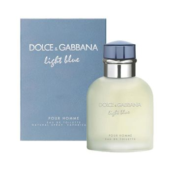 DOLCE&GABBANA LIGHT BLUE HOMME EDT 125 ml