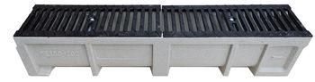 cumpără Gratar fonta cu rigola din beton 1000 x 200 x 200mm EN124 C250 în Chișinău