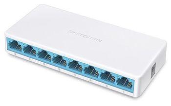 купить MERCUSYS MS108  8-port Desktop Switch в Кишинёве
