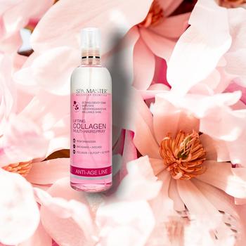 Spray-serum în 2 faze pentru volum cu collagen