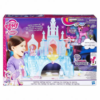"Game set My Little Pony ""Castelul de cristal"", cod 41773"