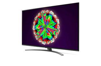 """55"""" LED TV LG 55NANO816NA, Black"""