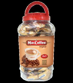 MacCoffee 3в1 Original (160пак в банке)