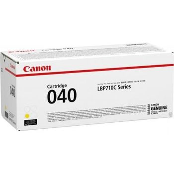 Laser Cartridge Canon 040 (HP CExxxA), yellow (5400 pages) for LBP-710CX/712CX