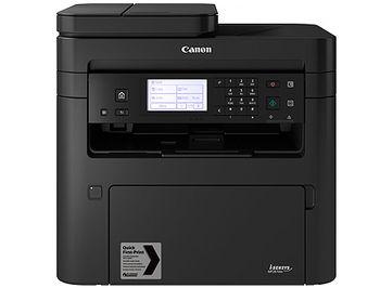 Canon i-Sensys MF267dw Mono Printer/Copier/Color Scanner/Fax, A4, Duplex, ADF(35-sheets), WiFi, Network Card, 1200x1200 dpi with IR (600x600dpi), 28 ppm, 256Mb, USB 2.0, Cartridge 051 (1700 pages 5%) (imprimanta/принтер MF267dw) www