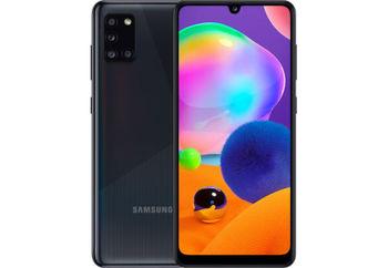 cumpără Samsung Galaxy A31 2020 4/128Gb Duos (SM-A315), Black în Chișinău