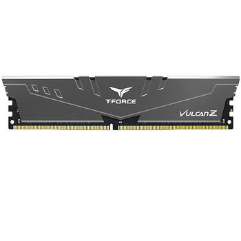 Оперативная память 16GB DDR4 Team Group T-Force Vulcan Z grey TLZGD416G3600HC18J01 16GB DDR4 PC4-28800 3600MHz CL18, Retail (memorie/память)