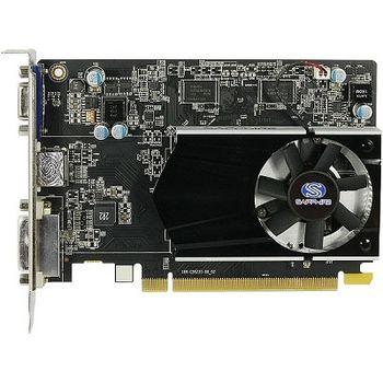 Sapphire Radeon R7 240 2GB DDR3 64Bit 730/1600Mhz, D-Sub, DVI-D, HDMI,  Active Cooling, Bulk
