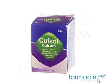 купить Cufsol balsam 20g в Кишинёве