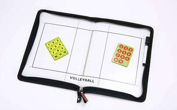 Тактическая доска для волейбола 42х28 см (459)