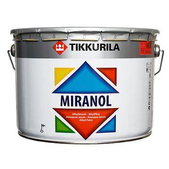 Tikkurila Краска Miranol C Высокоглянцевая 9л