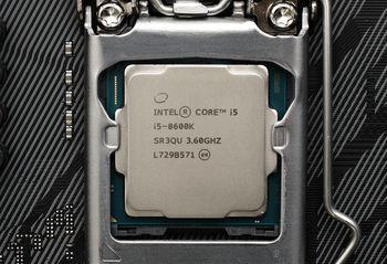 cumpără Intel i5-8600K 3.6-4.3GHz Tray în Chișinău
