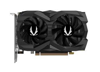 ZOTAC GeForce GTX 1660 Ti 6GB DDR6, 192bit, 1770/12002Mhz, Dual Fan, 1xHDMI, 3xDisplayPort, FireStorm, Lite Pack