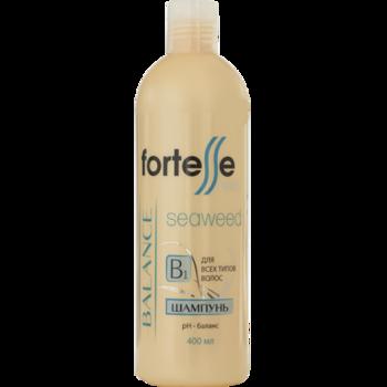 Șampon pentru toate tipurile de păr, ACME Fortesse PRO, 400 ml., BALANCE - pH echilibru