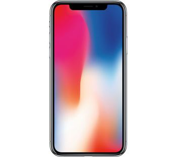 купить Apple iPhone X 64Gb, Silver в Кишинёве