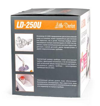 купить Little Doctor Ингалятор ультразвуковой LD-250U в Кишинёве