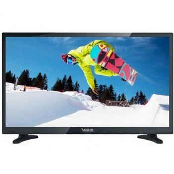 "cumpără ""22"""" LED TV VESTA LD22B340, Black (1920x1080 FHD, 50 Hz, Analog tuner) (22'' (56 cm), Black, Full HD(1920*1080), 50Hz, HDMI, VGA, PC-Monitor, USB, Speakers 2x8W, 3Kg)"" în Chișinău"