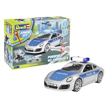 "Сборная модель Revell Porsche 911 ""Police"", код 43855"