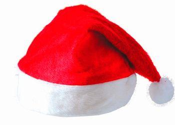 Шапка Деда Мороза Level Top