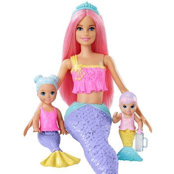 cumpără Barbie Sirena Dreamtopia în Chișinău