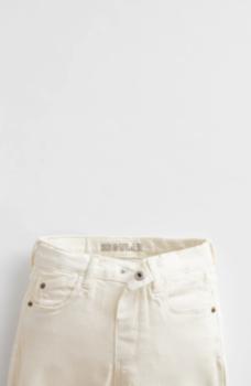 Pantaloni ZARA Bej deschis 4433/501/712