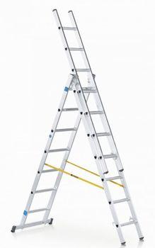 купить Трехсекционная лестница (3x9ст) Z100 49789 в Кишинёве