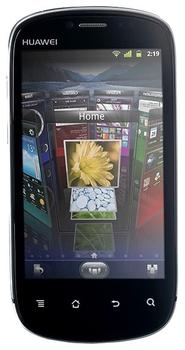 Huawei U8850 Vision Silver