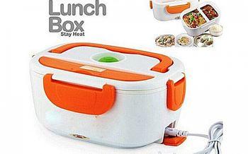 Контейнер с подогревом Electric Lunch Box