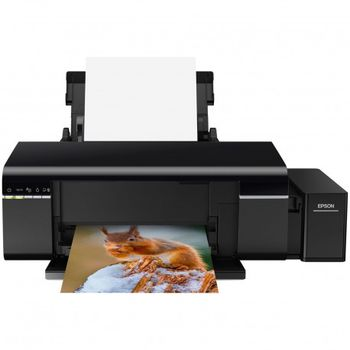 купить Imprimanta inkjet color Epson L805 Black в Кишинёве