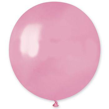 купить Шарик с Гелием Большой - Розовый в Кишинёве