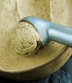 Кунжутное мороженое на кокосовом молоке, 300 г