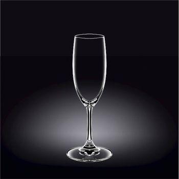 Бокал WILMAX WL-888027 (для шампанского 6 шт 230 мл)