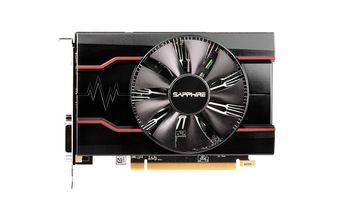 Sapphire PULSE Radeon RX 550 2GB GDDR5 64Bit 1206/6000Mhz, DVI-D, HDMI, DisplayPort, Single Intelligent Fan Control III, Lite Retail