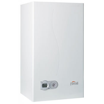 Газовый конденсационный котел FERROLI Divacondens F24 (24 кВт)
