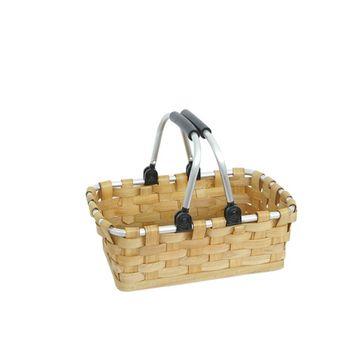 cumpără Coş din aşchii de lemn 460x330x170  mm în Chișinău