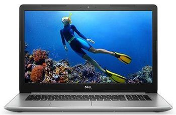 "DELL Inspiron 17 5000 Platinum Silver (5770), 17.3"" FullHD (Intel® Quad Core™ i5-8250U 1.60-3.40GHz (Kaby Lake R),8Gb DDR4 RAM,128Gb SSD, AMD Radeon™ 530 4Gb GDDR5,CardReader,WiFi-AC/BT4.2,3cell,HD720p Webcam,Backlit KB,RUS,Ubuntu,2.3kg)"