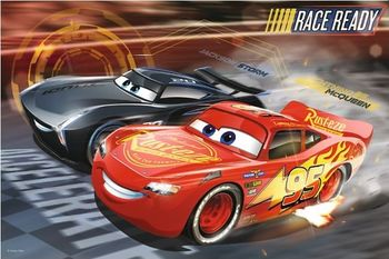 "17297 Trefl Puzzles - ""60"" - Race / Disney Cars 3"