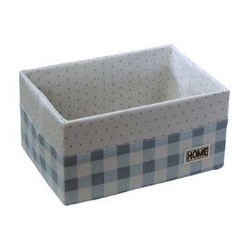 купить Коробка 260x180x130 мм, голубой в Кишинёве