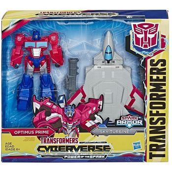 Robot de transformare Spark Armor Optimus Prime, cod 43536