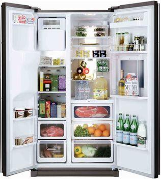 купить Холодильник SideBySide Samsung RSH5ZLMR1/UA в Кишинёве