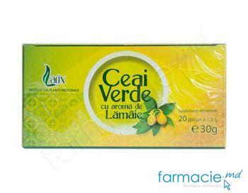 купить Ceai Larix Verde cu Lamiie 30g*20 pliculete в Кишинёве
