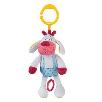 купить BabyOno игрушка с вибрацией велюровая Щенок Simon в Кишинёве