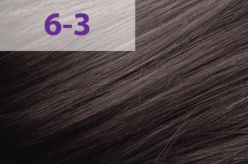 Краска для волос,ACME jNowa Siena CS, 90 мл., 6/3 - золотистый светло коричневый