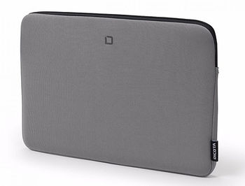 "Dicota D31295 Skin BASE Neoprene Sleeve for notebook 15""-15.6"" Grey (husa laptop/чехол для ноутбука)"