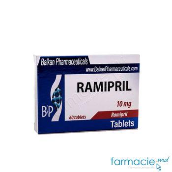 купить Ramipril comp.10mg N20x3 (Balkan) в Кишинёве