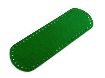 Bază pentru geantă, 10x30 cm / Verde pastel