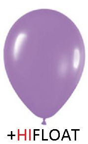 купить Шарик с Гелием Бледно Фиолетовый + HIFLOAT в Кишинёве